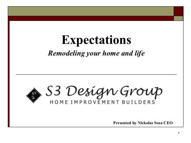 Expectations  seminar 8.16.10