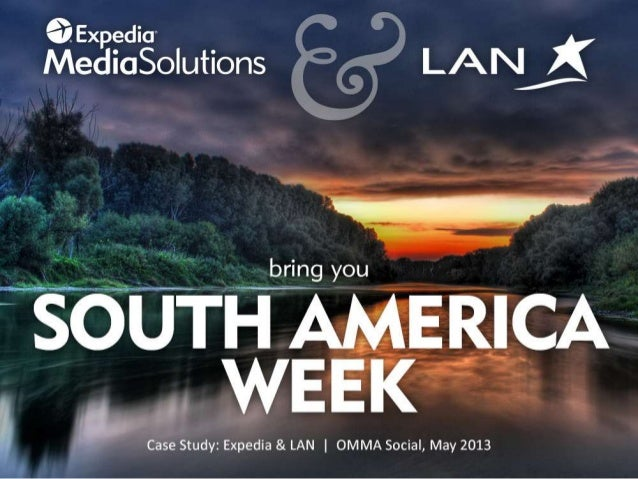 Case Study: How LAN Airlines and Expedia Have Used Cooperative Social to Gain Awareness