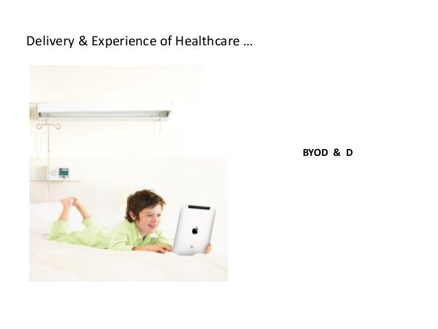 Delivery & Experience of Healthcare …BYOD & D