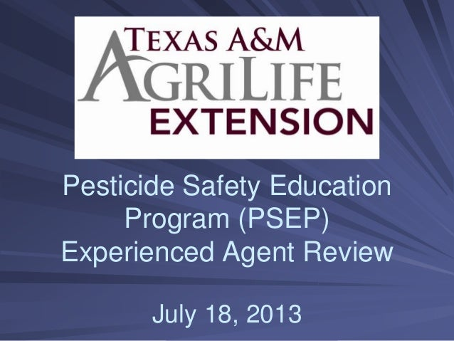 slides - 2013 Experienced Agent Update - PSEP - 7-19-13