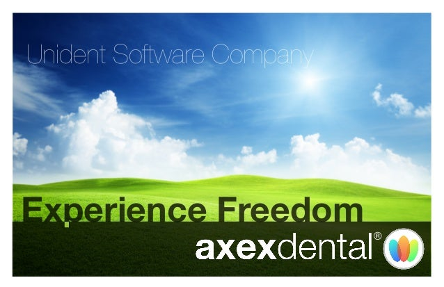 Unident Software Company Experience Freedom ®