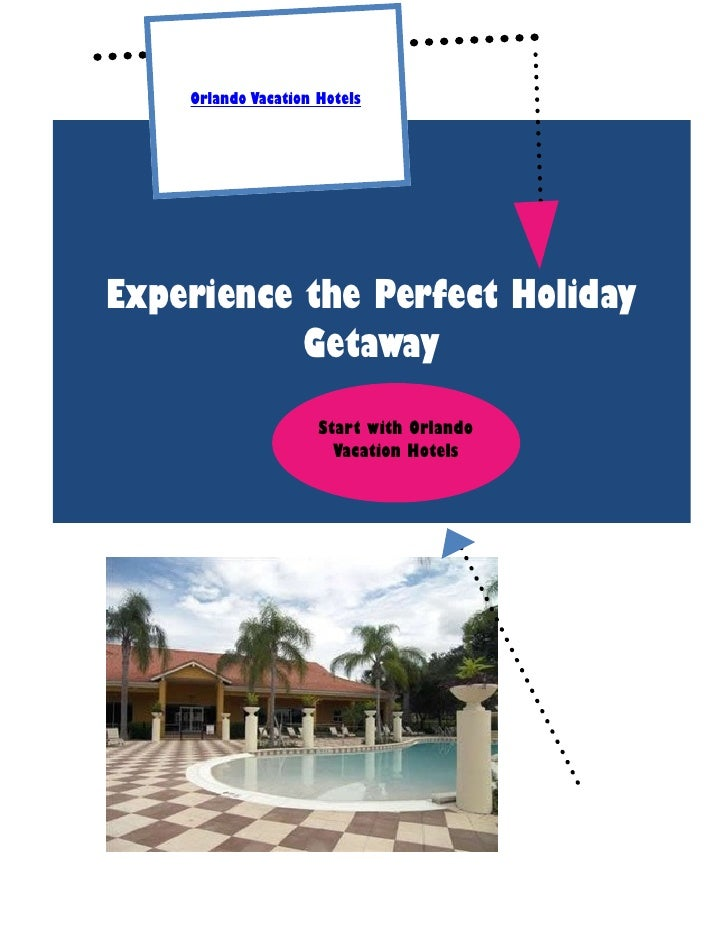 Orlando Vacation HotelsExperience the Perfect Holiday        Date: 00/00/00           Getaway                         Star...