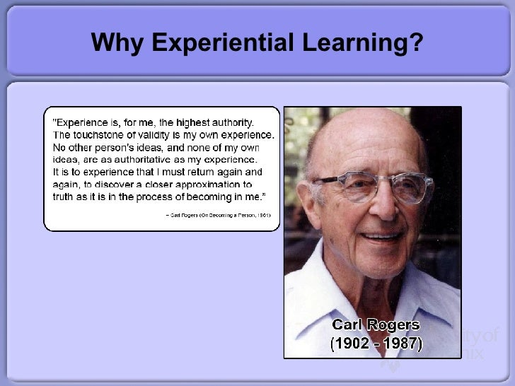 experiential learning The experiential learning critical elements and the reasons why experiential learning is important to elearning experiential learning applied to elearning.