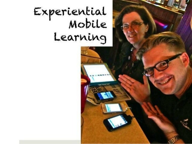 Experiential Mobile Learning Workshop