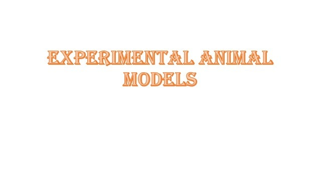 Experimental Animal Model And Cell Culture Systems: • Animal models – Inbred strains, Adoptive transfer systems, SCID mice...
