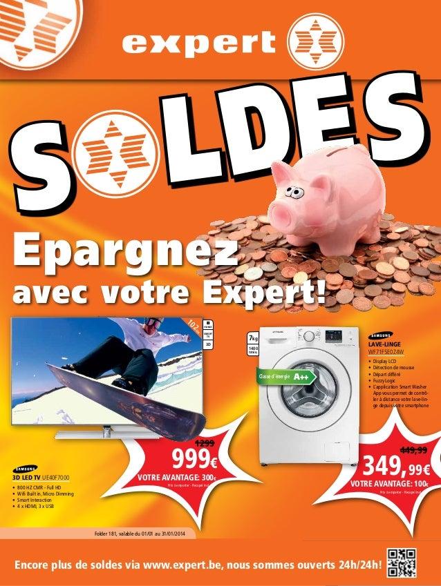 Expert Folder soldes Janvier 2014 FR