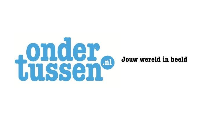 Jongerenparticipatie: Ondertussen.nl (David Barens)