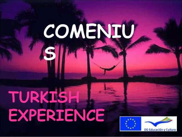 Expirience turkia