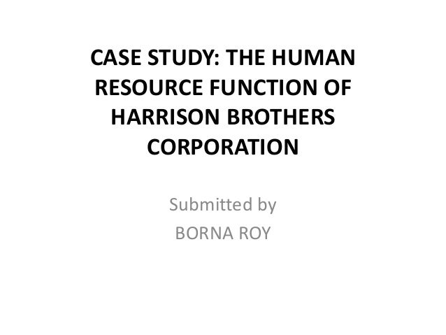 Human Resource Management Case Studies with solutions