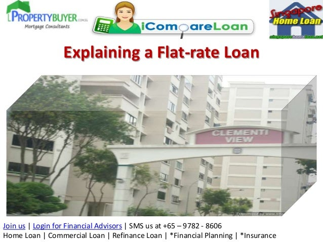 Explaining A Flat Rate Loan