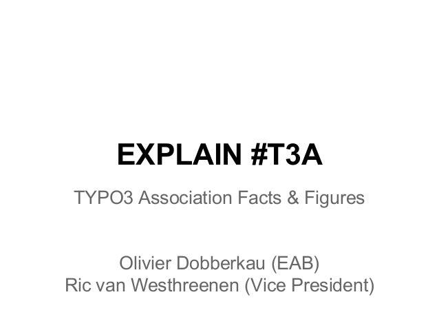 EXPLAIN #t3a