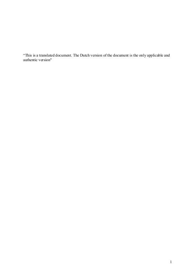 The Netherlands_Bill_Betting and Gaming Act_Explanatory memorandum_English translation_106p