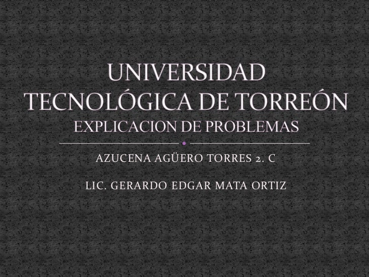 AZUCENA AGÜERO TORRES 2. CLIC. GERARDO EDGAR MATA ORTIZ
