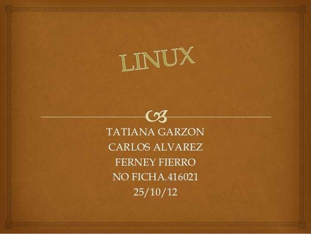 Exp linux