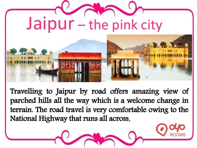 Explore Jaipur The Pink City Of India