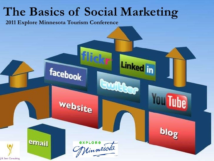 The Basics of Social Marketing<br />2011 Explore Minnesota Tourism Conference<br />