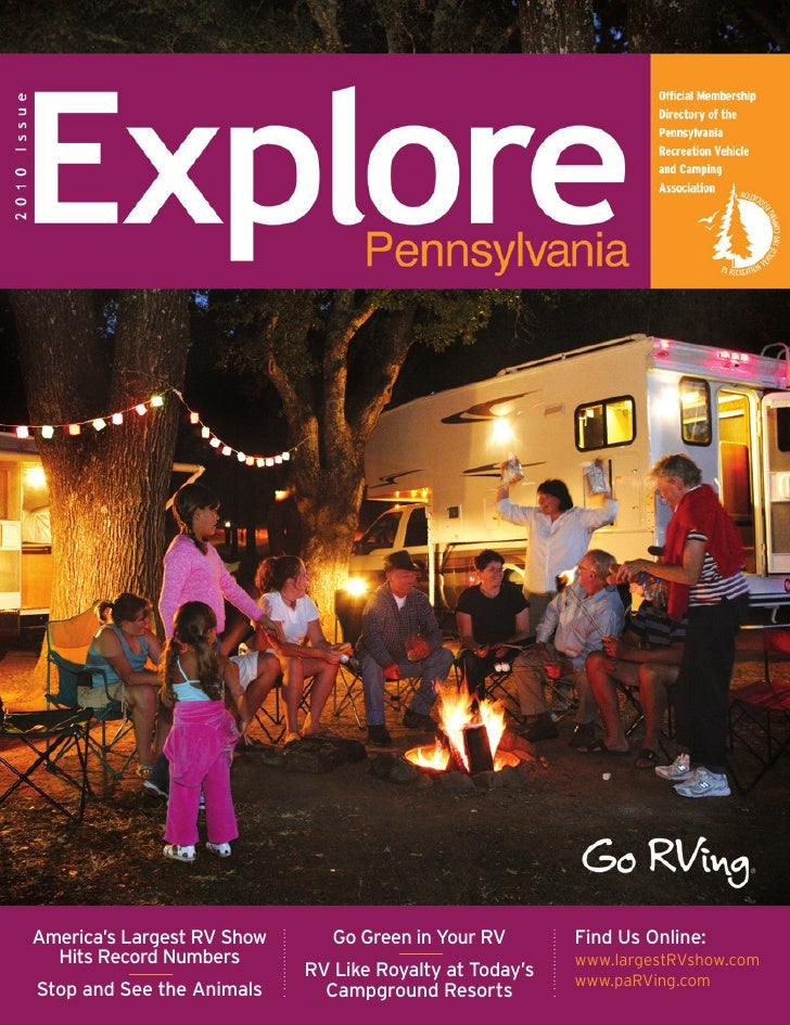 Explore Pennsylvania