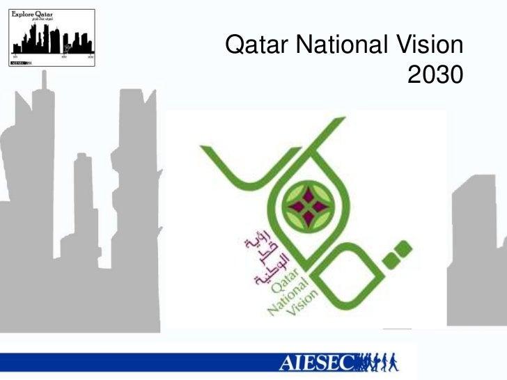 Explore Qatar Youth Toward Qatar National Vision 2030