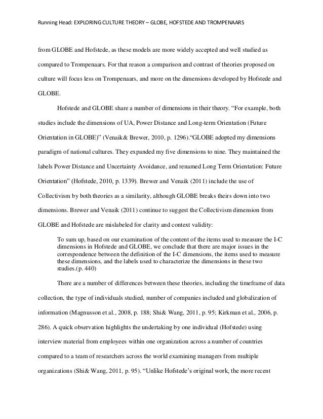 Cultural Differences In Business Essay Sample - image 7