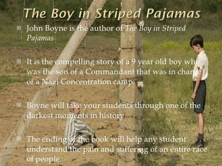 boy in striped pyjamas is ignorance really bliss At first, when bruno's mother wanted to go back to berlin because she was really unhappy at out-with, the story foreshadows that he might have to go back to berlin 2.