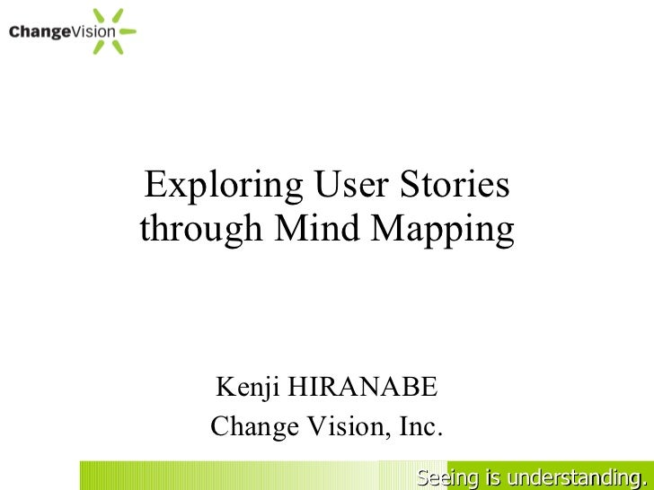 Exploring User Stories Through Mindmapping
