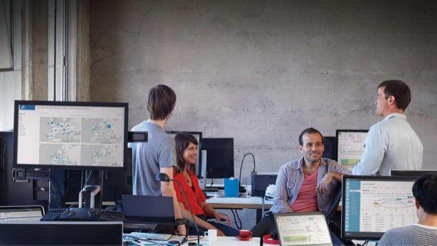 Explotando la inteligencia de negocios con share point 2013 y sql server