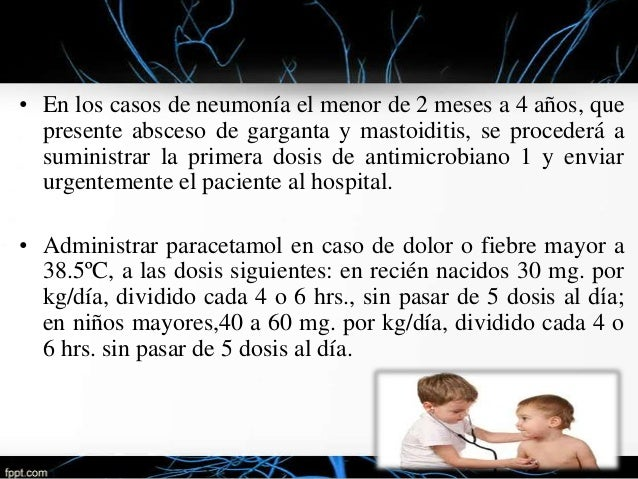 Infecciones respiratorias agudas - Humidificar habitacion ...