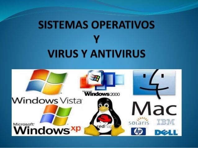 ¿ QUE ES UN SISTEMA OPERATIVO? El sistema operativo es el programa (o software) más importante de un ordenador. Para que f...