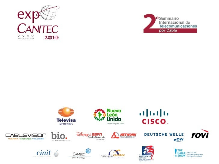 Expo Canitec 2010 Video Resumen