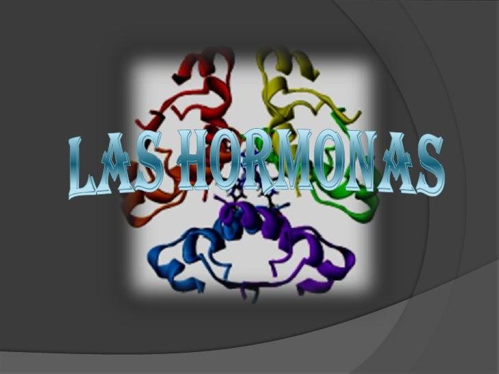 Las Hormonas