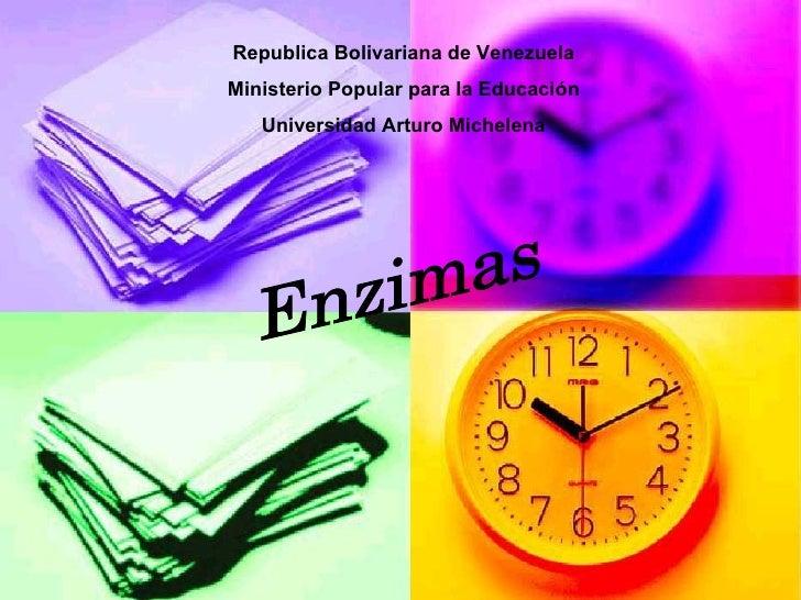 enzima: