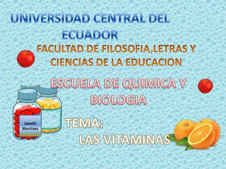 vitaminasFatima Janeth Martinez