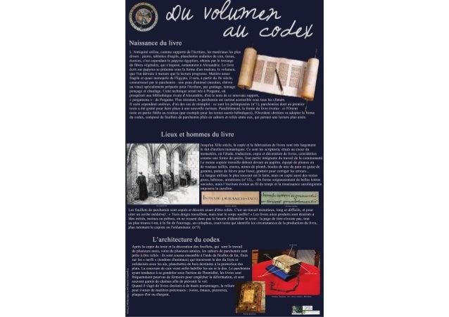 "Bibliothèque d'Autun_Exposition ""Historia : histoires de livres""_Juillet-Octobre 2010"