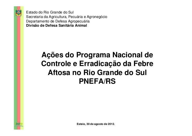 Expointer 2012 - PNEFA