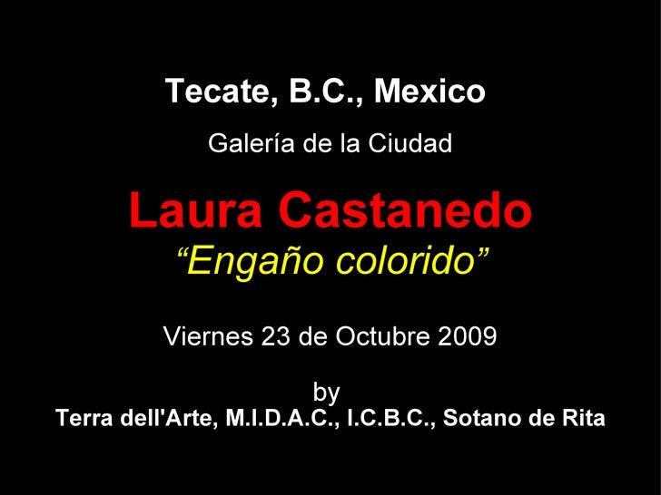 Expo Laura Tecate2009