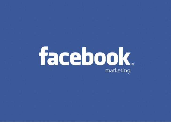 Facebook Marketing - ExpOn 2011 - @alineideias