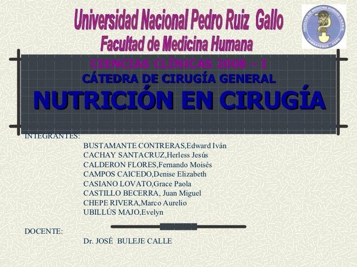 Expo Nutricion