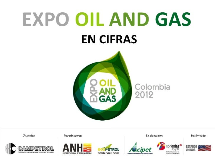 EXPO OIL AND GAS     EN CIFRAS