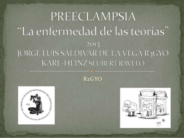 FISIOPATOLOGIA preeclampsia