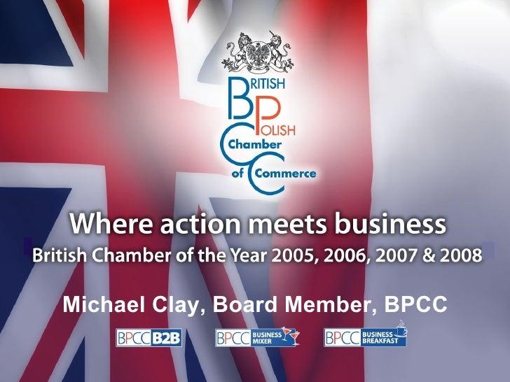 Michael  Clay, Board Member, BPCC