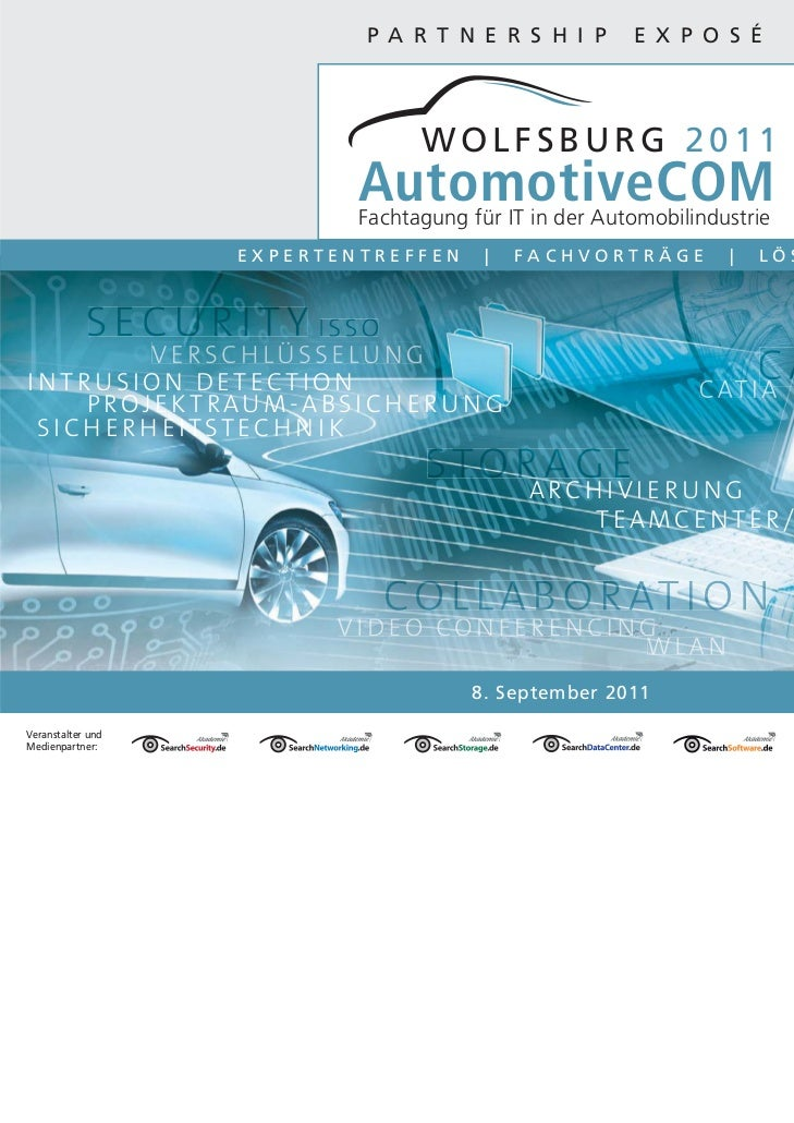Automotive Com Wolfsburg 2011