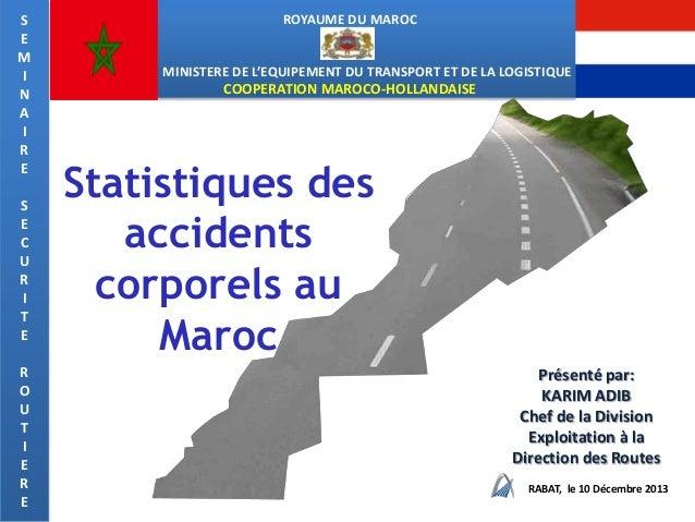 la direction des statistiques au maroc
