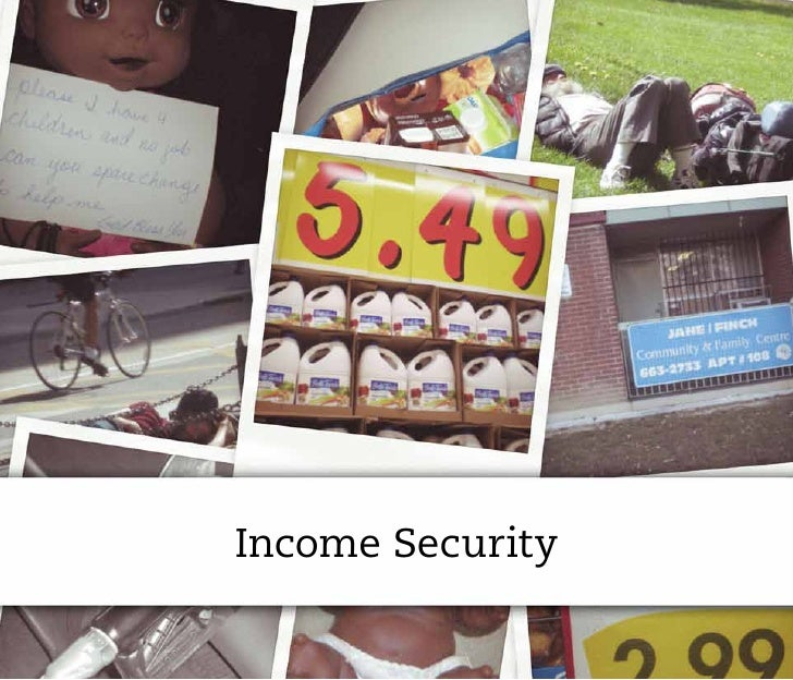 Exposed Book Income Security