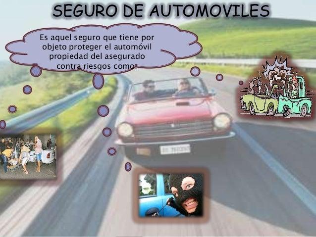 Seguro de automoviles