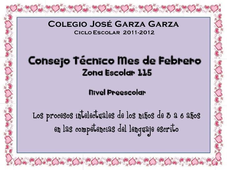 Exposición consejo técnico zona # 115  febrero 2012