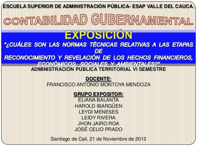 Exposición contabilidad gubernamental consolidando (2)