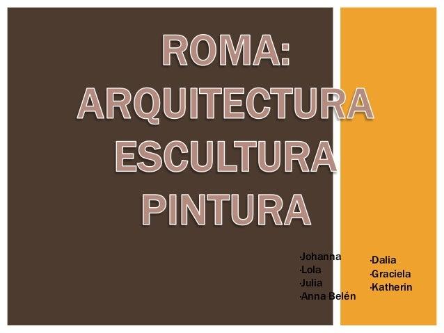 Exposición de arte romano