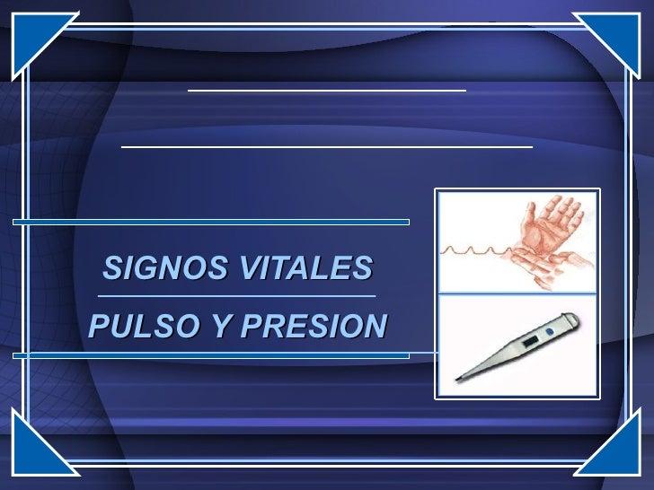 Pulso-Presión Arterial