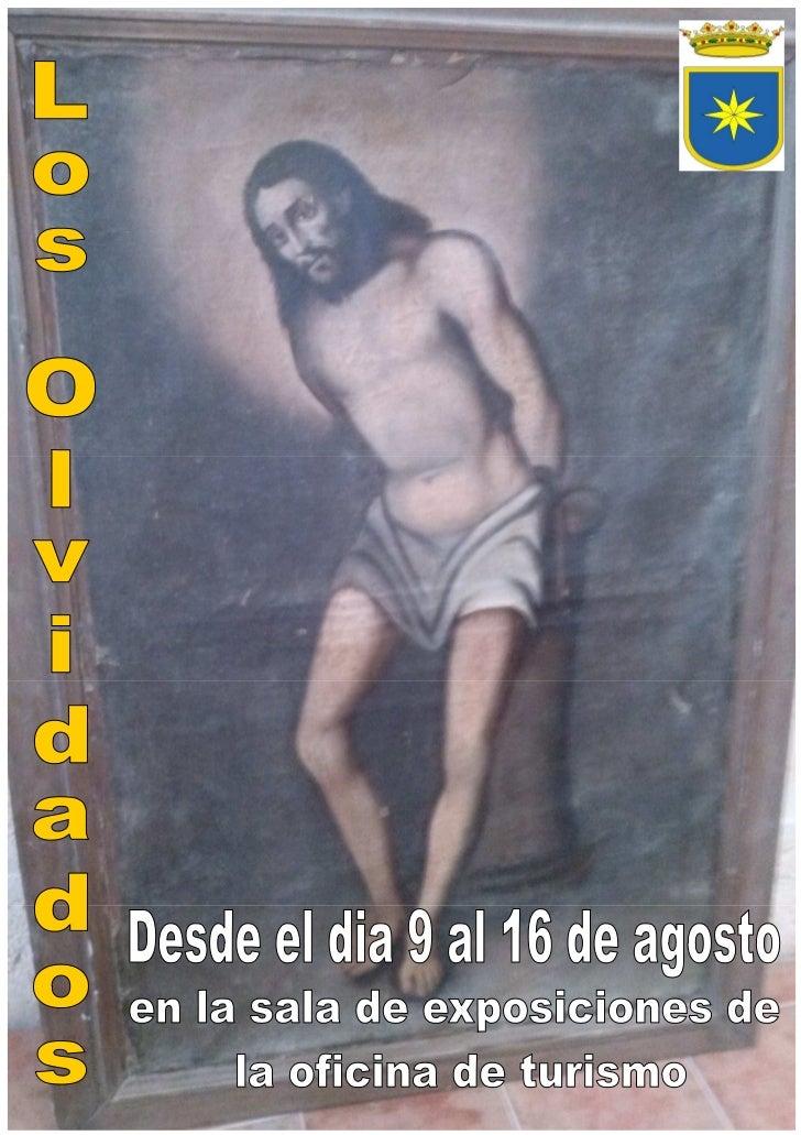 Exposicion Pictorica Los Olvidados Oficina de Turismo de Alaejos Ocio y Rutas Valladolid