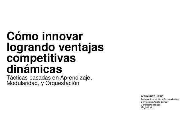 Exposición táctica en emprendimiento   puj 2013